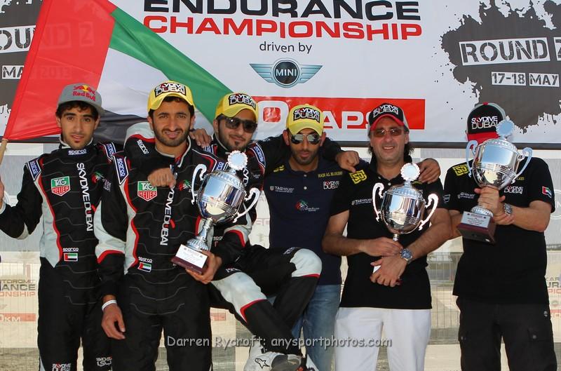 Dubai: Dubai Kartdrome 600 Kilometers Endurance Race