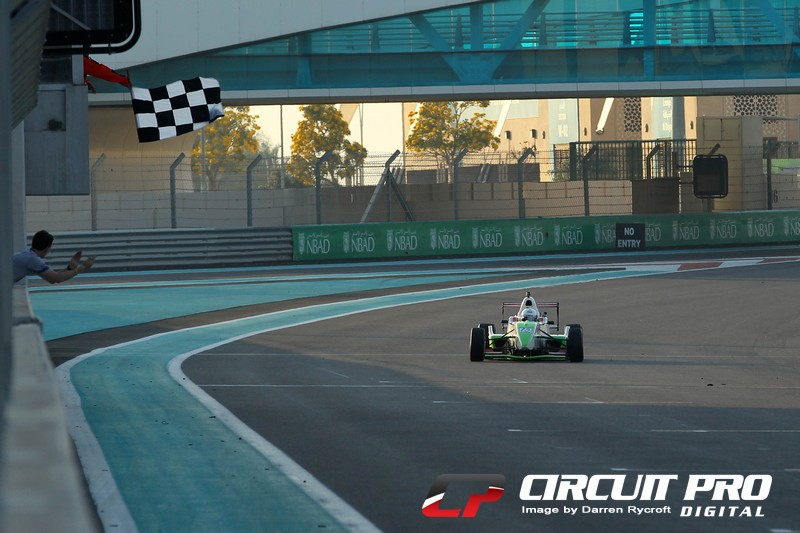 UAE: Tom Bale crowned 2014 Formula Gulf 1000 Champion
