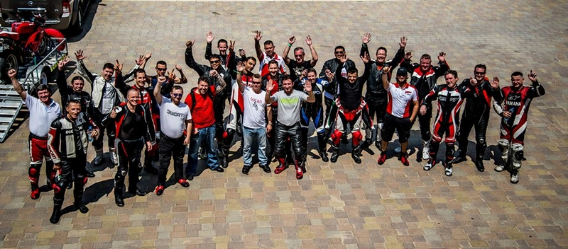 Dubai: Dream Ride – The Desmo Owners Club UAE track test the 899 Panigale