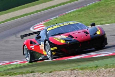 Car #56 / AT RACING (AUT) / Ferrari F458 Italia / Alexander Talkanitsa (BLR) / Alexander Talkanitsa Jr (BLR) / Alessandro Pierguidi (ITA)