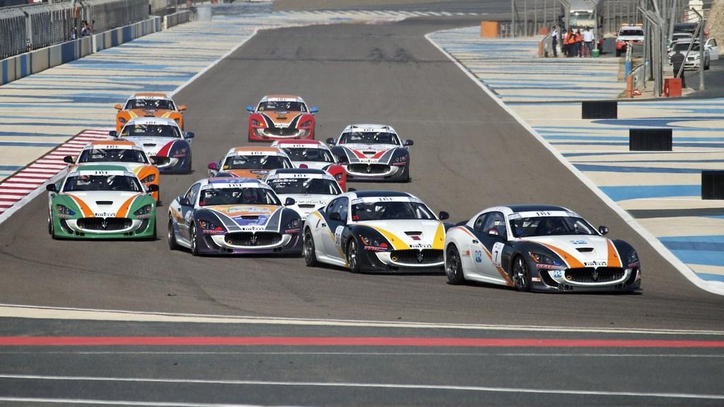 Maserati Trofeo JBF RAK: Drivers under pressure as series heads to Dubai for penultimate round