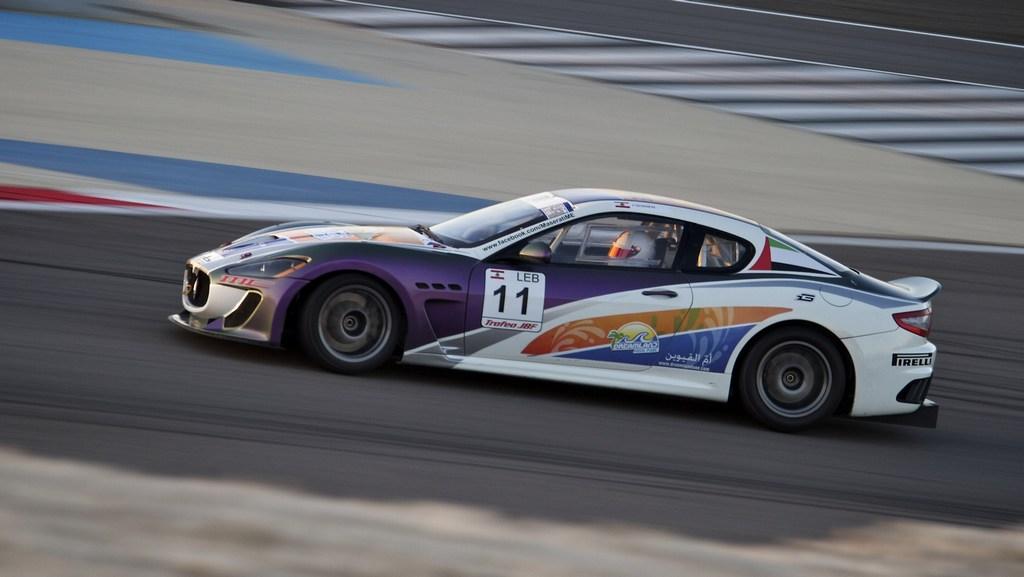 Maserati Trofeo JBF RAK: Drivers head to Bahrain for round two this weekend