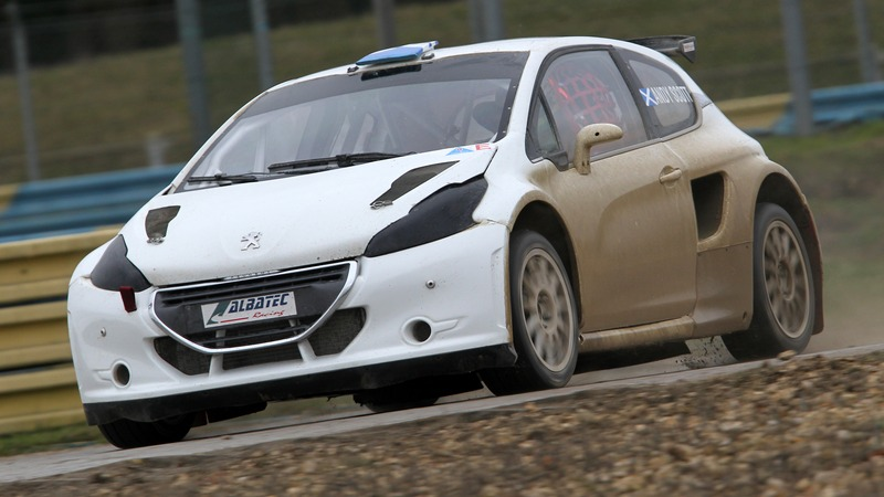 RallyX: Former F1 Champion Villeneuve commits to new FIA World Rallycross Championship