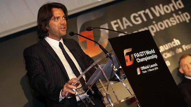 FIA GT: SRO announces 2012 plans for 'GT World Championship' based on GT3 regulations