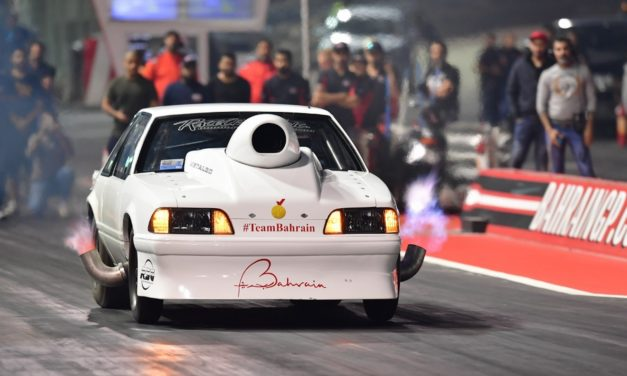 Bahrain: Action-packed second round of the Bahrain Drag Racing Championship