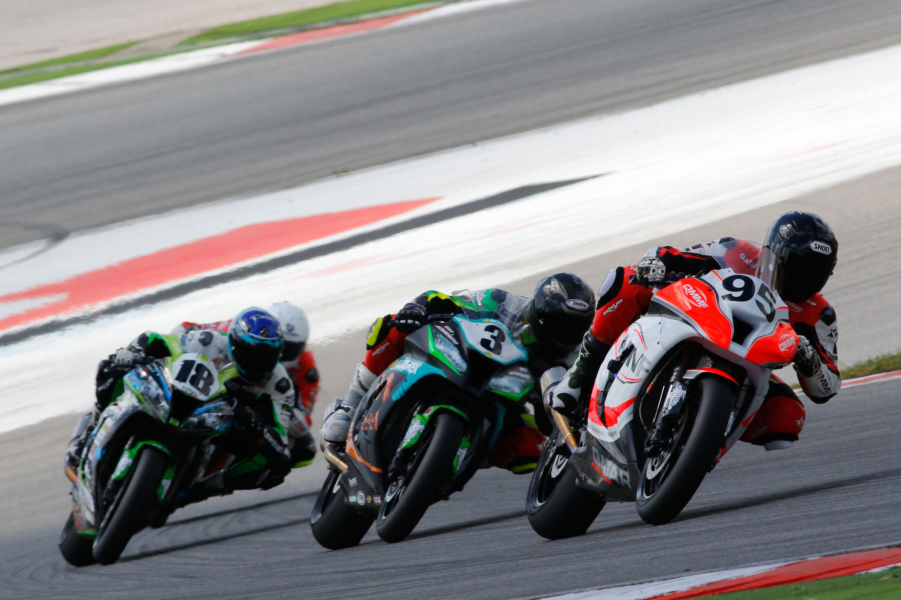 Bikes: Team QMMF rider Saeed Al Sulaiti in the points after opening round of Euro Superbike Championship