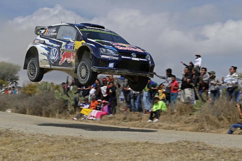 WRC: Volkswagen in 'Flight of fantasy' in Mexico