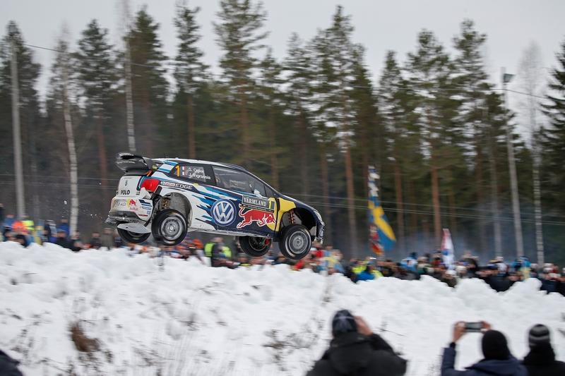 WRC: Rally Sweden sees Volkswagen back on top