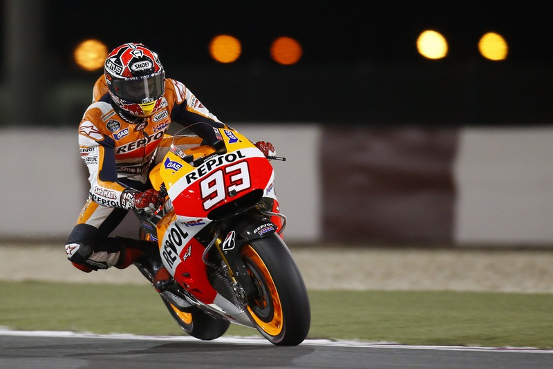MotoGP: Pole for Marquez at the first Grand Prix of 2014 in Qatar