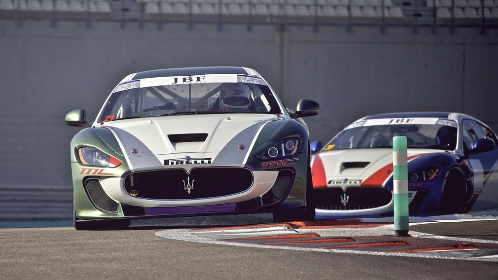 BIC: Luxurious Maserati Trofeo JBF RAK series arrives in Bahrain for début round