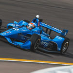 IndyCar: Positive oval test at Phoenix for Jones as 2018 IndyCar campaign races into view