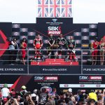 WSBK: Rea fights off Davies for Imola Double equals Carl Fogarty's legendary win record