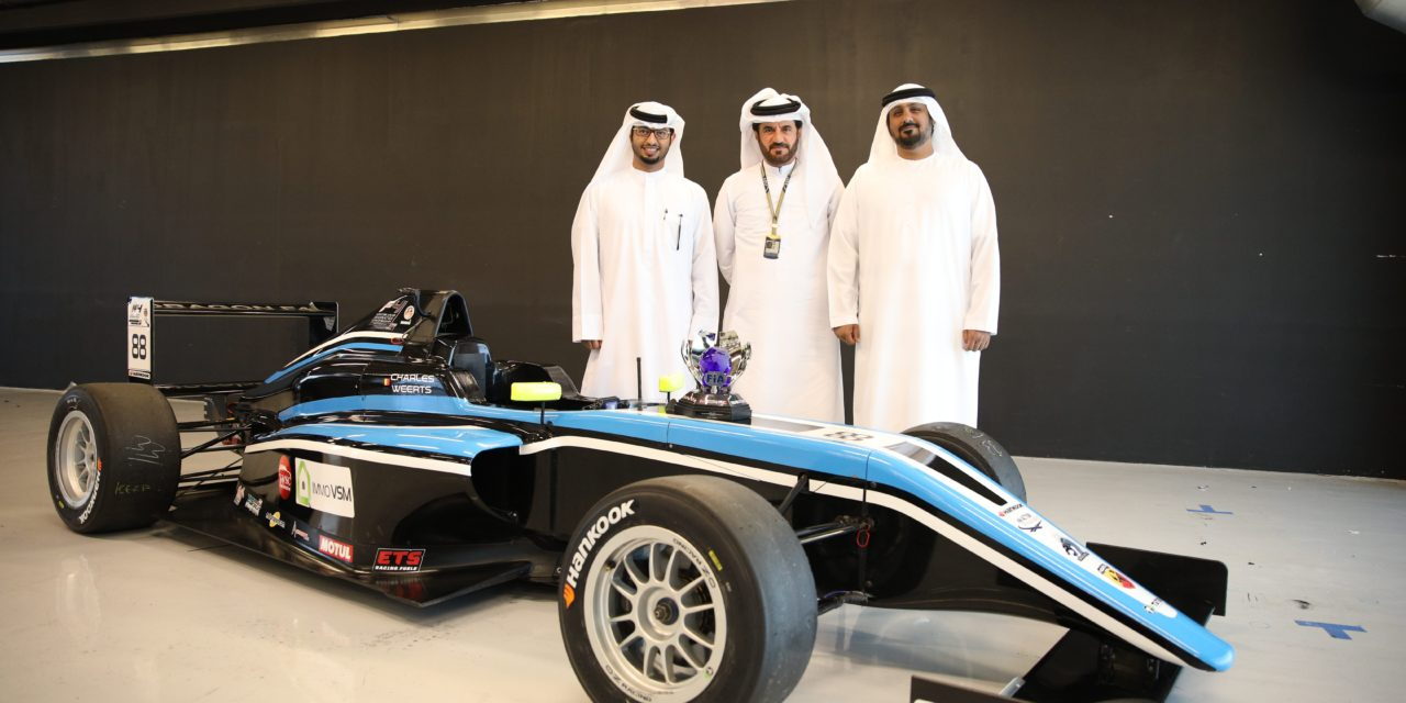 UAE: Ahmed Al Kaabi appointed as a representative on the FIA Single-Seater Commission