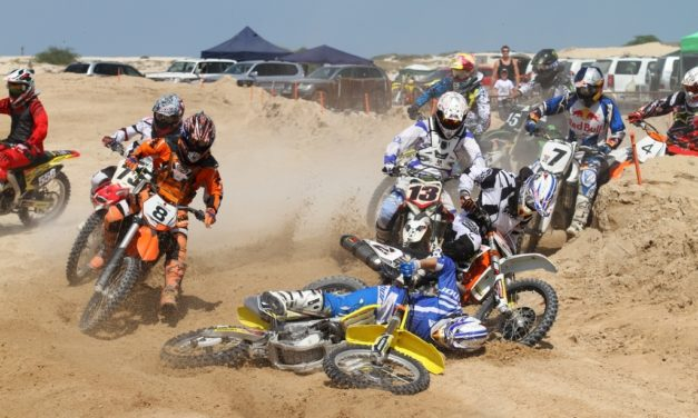 DMX: Holeshot with Sam Smith