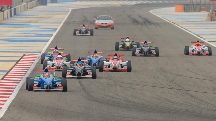 Bahrain: Formula Middle East puts regional talent on the grid at upcoming Gulf Air Formula1 Grand Prix