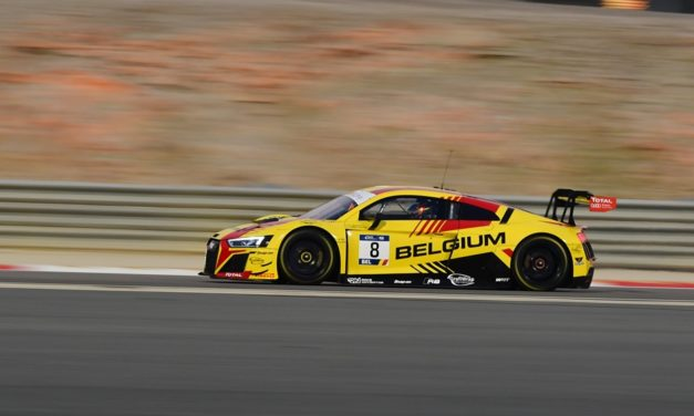 Bahrain: Team Belgium shine brightest in GT Nations Cup as Bapco GT Festival flags off at BIC