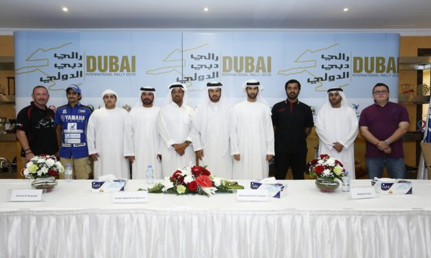 Dubai: Over 70 Entries Confirmed for the  2016 Dubai International Rally this weekend