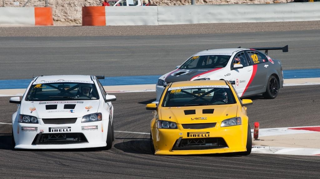Bahrain: National Racing Festival opens with season debut for WGA V8 Supercars