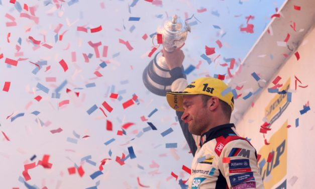 BTCC: Colin Turkington crowned triple BTCC Champion at Brands Hatch