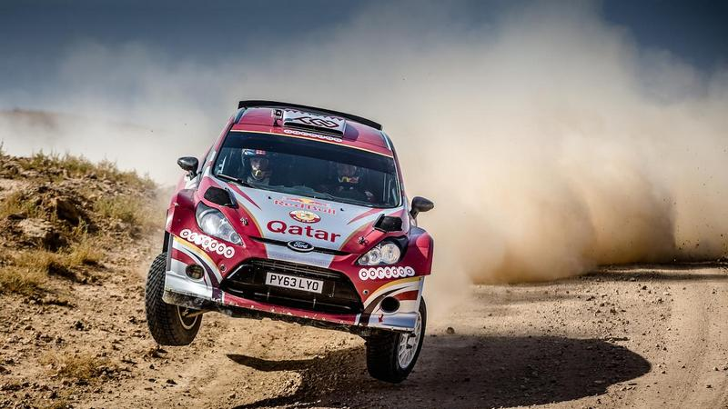 Rally: Al Attiyah clinches 11th Middle East Rally title with ninth win in Jordan