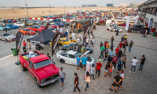 Dubai: Dubai Autodrome hosts fourth edition of region's only motorsport expo on Friday 4th Oct