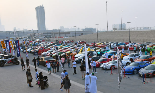 Dubai: Emirates Motosport Expo kicks off season with new Dubai Autodrome motorsport calendar