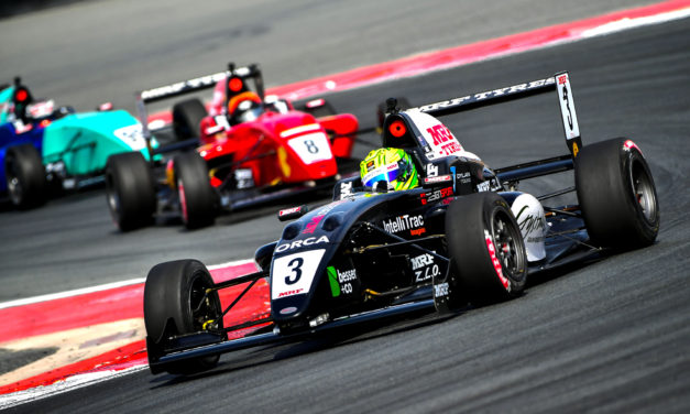 Dubai: Indian Formula series MRF Challenge headlines season opener at Dubai Autodrome