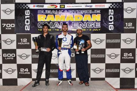 Rami Azzam takes the senior crown