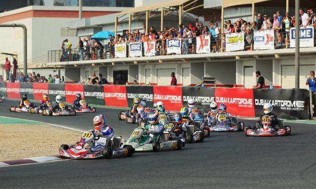 Dubai: IAME X30 Challenge – Round 2 comes to the Dubai Kartdrome