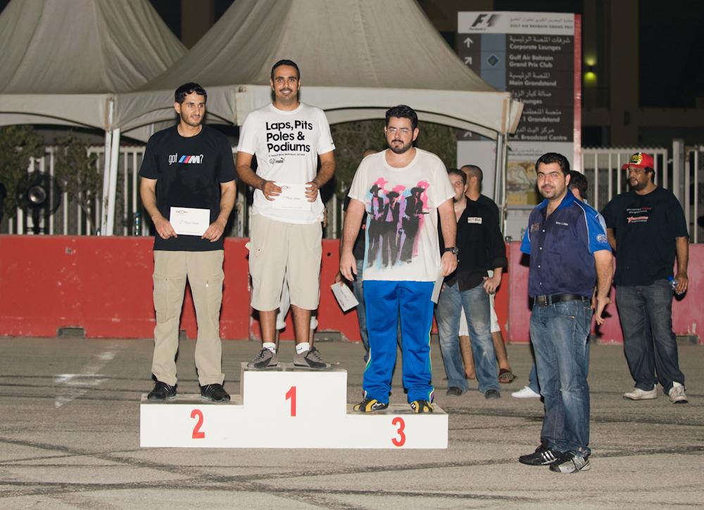 BIC: Autocross winners Shaikh Hamad and Salahuddin victorious