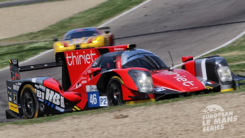 ELMS: LMP2 Thiriet by TDS Racing team wins thrilling race in Imola