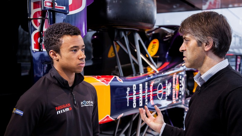 GP3: Gameboy Mardenborough joins Arden with Infiniti Red Bull Racing Academy