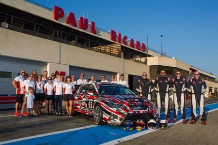 Dubai team #95 Memac Ogilvy Duel Racing Seat Leon Cup Racer (N. Moutran / S. Moutran / R. Moutran / Quaife).