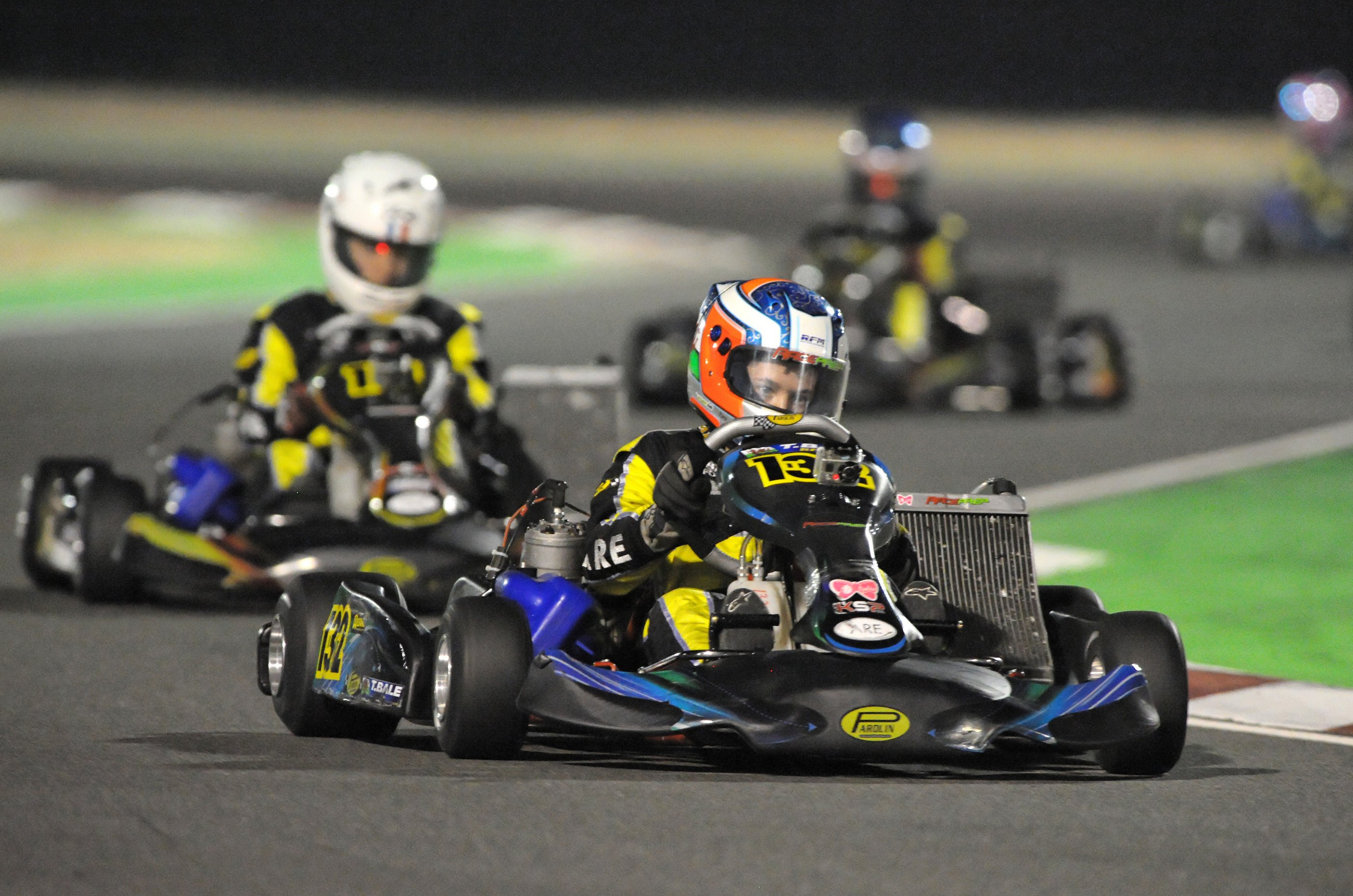 CIK-FIA Karting: Dubai schoolboy Tom Bale triumphs at world championships in Bahrain