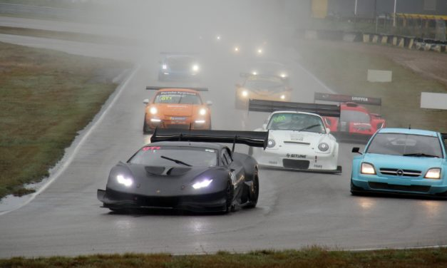 GT: Norway's Extreme GT Championship concludes with maiden title for Zyrus Engineering Lamborghini LP1200