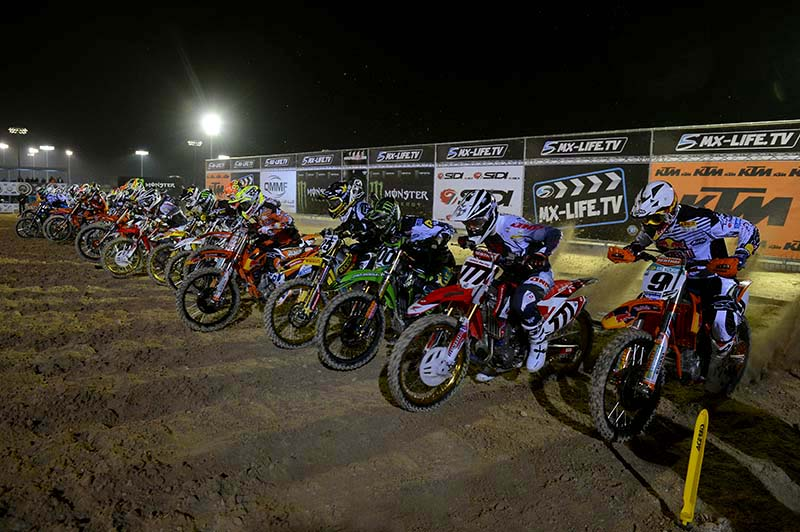 Qatar: Cairoli and Teillet open MXGP Qatar with pole positions