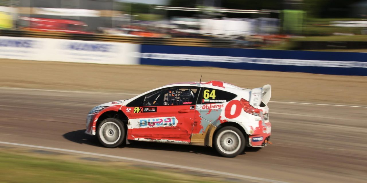 UAE: Emirati Saeed Bintouq debuts in RX Lites Cup at Lydden Hill