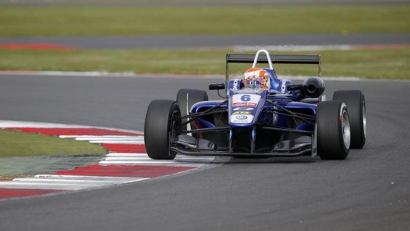 F3: Dubai's Ed Jones gets strong start in F3 season opener at Silverstone