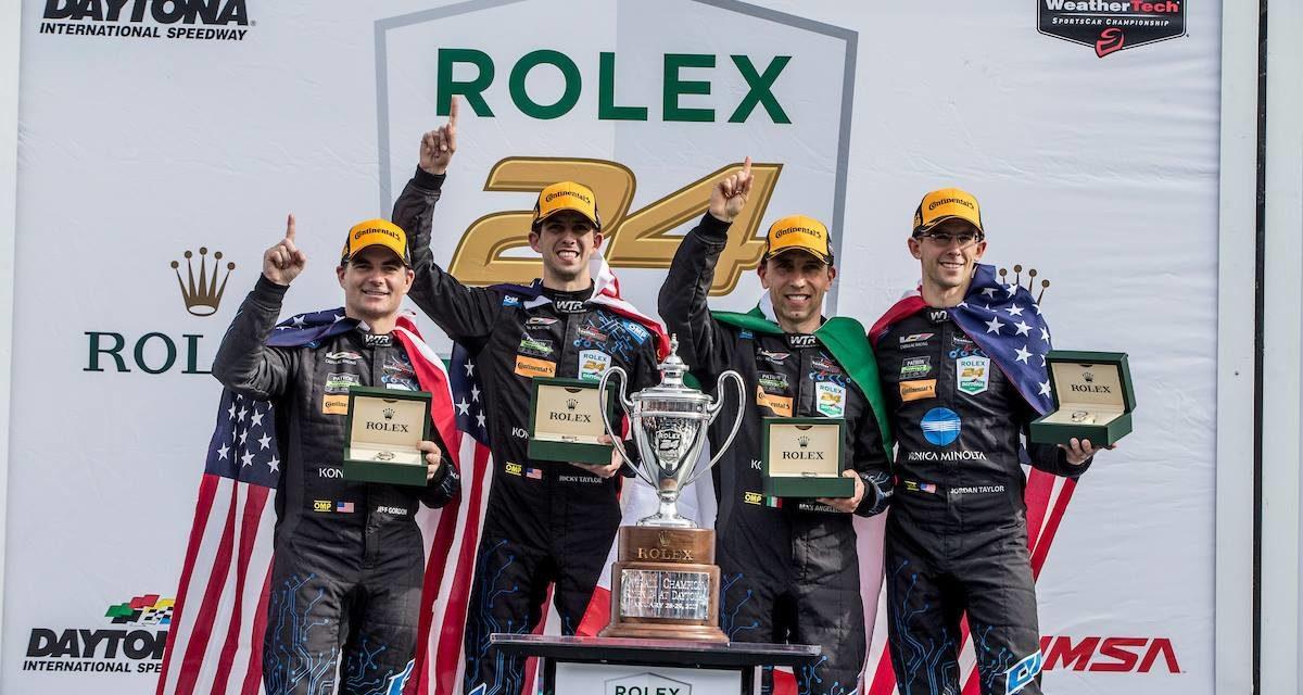 Daytona 24h: Wayne Taylor Racing Cadillac DPi-V.R wins Rolex 24 at Daytona