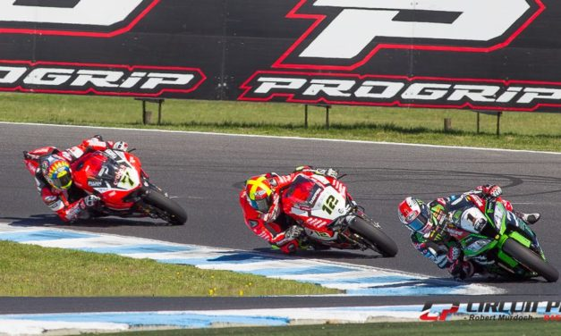 WSBK: Rea leads Championship after round one with double victories at Phillip Island