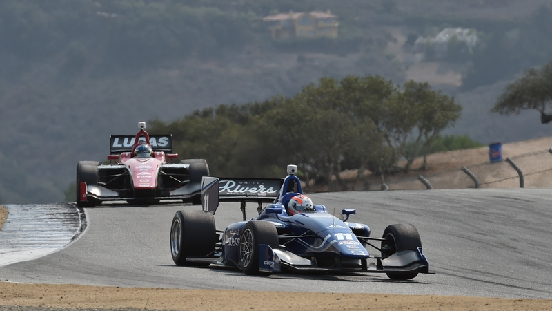 IndyLights: Dubai's Ed Jones fights to last lap taking third in Championship in his rookie year