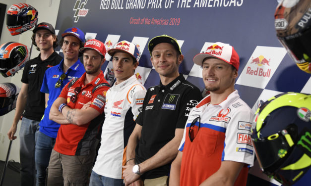 MotoGP: Pre-Event Press conference kicks off stateside as riders saddle up for Austin