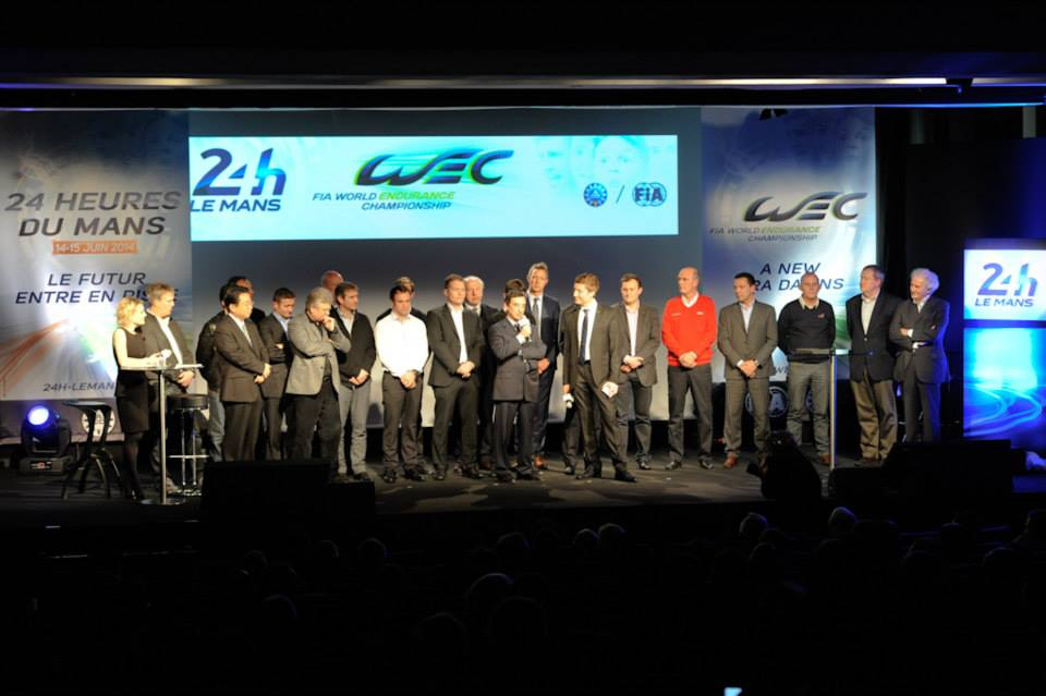Le Mans: ACO reveal list of the 56 invitational cars, new regulations and new logo identity