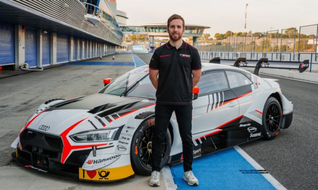 DTM: WRT Team AUDI confirms Dubai driver Ed Jones in its 2020 DTM squad