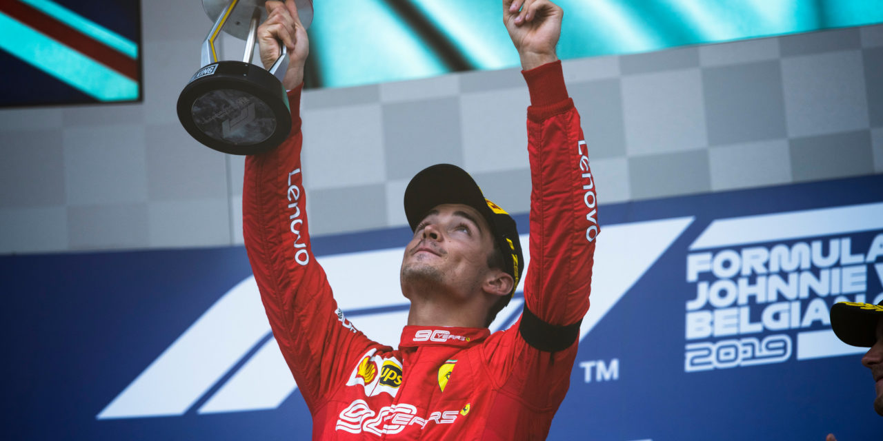 F1: Bittersweet victory for Leclerc as Ferrari takes its first official win of the season
