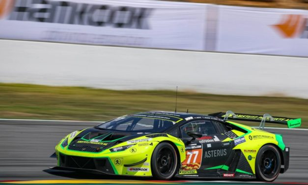 24H: Barwell Motorsport seals nail-biting win at the Hankook 24H Barcelona