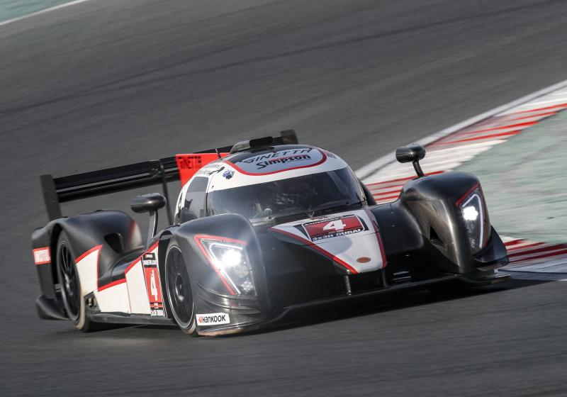 Dubai: Simpson Motorsport takes dramatic first Hankook 3X3H DUBAI win of 2018