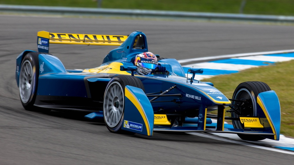 Formula E: Maiden official test for all electric series sees Buemi on top at Donington