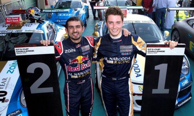 Porsche GT3 Cup: Schmidt, Ashkanani look to secure 1-2 finish in Bahrain