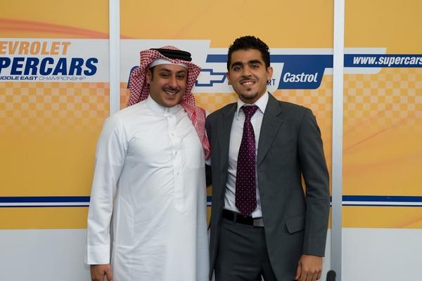 Raffii set for Australia as Al Musalam donates V8 Supercars test session